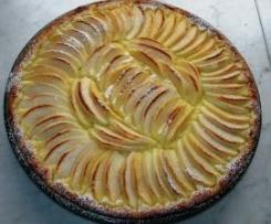 Torta di mele alla crema Bimby