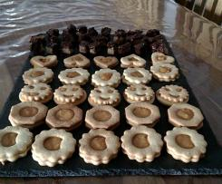 Spitzbuben - biscotti Tirolesi - Trentino Alto Adige