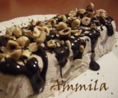 Semifreddo amaretti&gianduia
