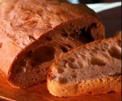 Pane con Pasta Madre e Autolisi