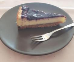 Variante di Cheesecake con marmellata