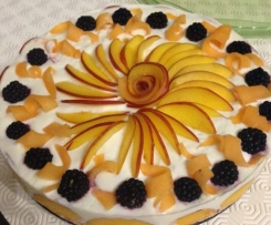 Cheescake Freddo Melon-peach