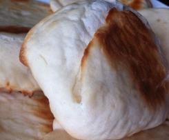 Pane arabo veloce (kebab)