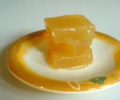 KANTEN - Gelatina alla frutta