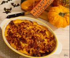Conchiglioni al forno alla zucca (Staffetta di Halloween)