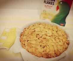 Corn flakes cake
