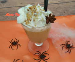 SMOOTHIE CON ZUCCA PER HALLOWEEN😱