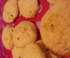 Sanpietrini biscotti morbidi