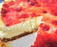 Cheese Cake mascarpone e marmellata