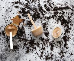 Gelato al caffè 3 ingredienti