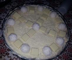 cheesecake raffaello bimby