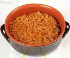 Ragù di carne (tipo bolognese)