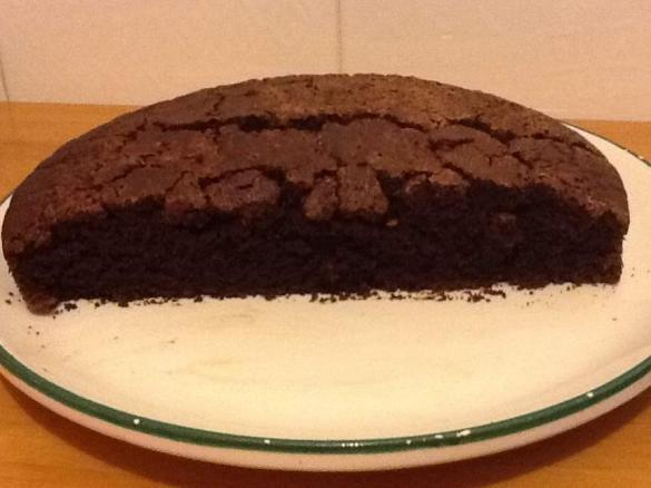 Torta Senza Uova Al Cioccolato.Torta Al Cioccolato Senza Uova E Glutine