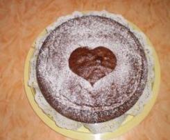 Torta Veloce Cocco Ciccolato