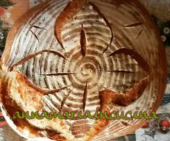 Pane di farina di semola rimacinata a pietra