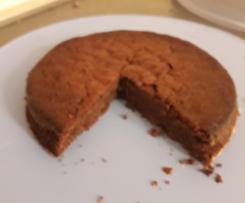 Vega morbidosa al cioccolato