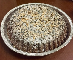 Torta al Cioccolato con Farine Alternative