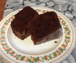 Dolce ricotta e cioccolato senza glutine e lattosio