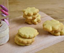 Biscotti con fecola