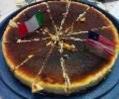 CHEESECAKE ITALO-AMERICANA (CON RICOTTA)