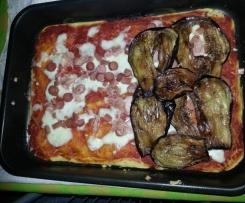 pizza a sfincione