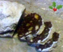 Salame di noci del Molise (Natale)