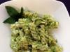 Pasta al forno con sugo di zucchine croccanti e menta