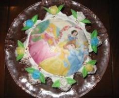 Torta compleanno semplice per bambini