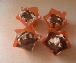 coppa di nesquik e cioccolato