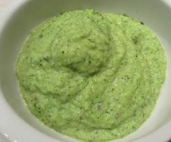 PESTO DI ZUCCHINE ( senza aglio)