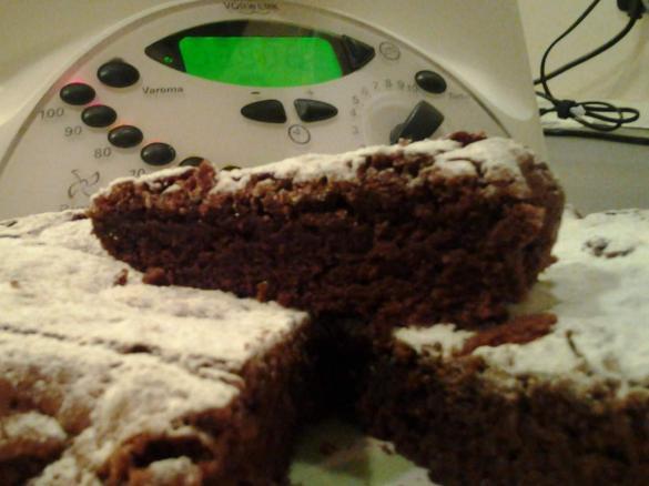 Torte Con Bimby.Torta Morbida Al Cioccolato