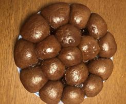 """Danubio dolce al cioccolato """"Contest cioccolato a colazione"""""""