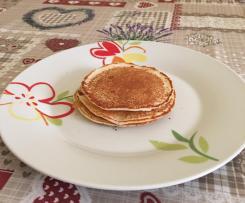 Pancakes di albumi senza glutine-Contest merende