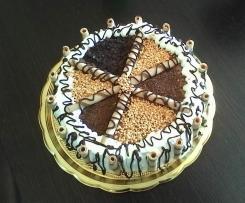 semi torta