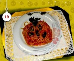 Spaghetti al sugo di Anguilla - Natale