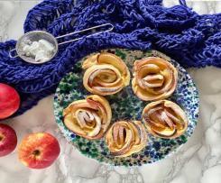Rose di sfoglia con mele- Contest Mele