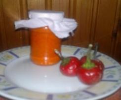crema peperoncini piccanti