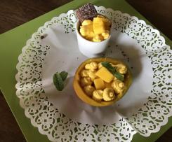 Crema allo zafferano/Contest creme dolci
