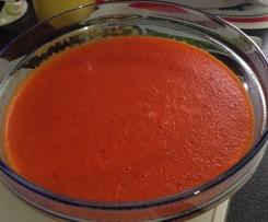 Crema di peperoni per pasta o riso