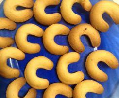 Biscotti semplici senza glutine