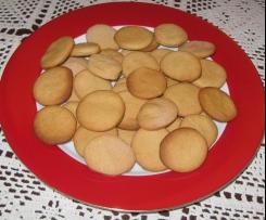 Biscottini semplici al miele