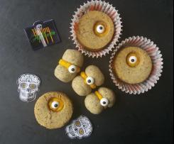 "Salatini di Halloween con crema di zucca ""Staffetta halloween"""