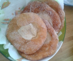 Frittelle della Sagra o Lunapark (anche con Pasta Madre)