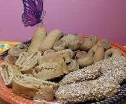 """""""I BISCOTTI"""" - Impasto base per biscotti con farine di riso e frumento"""