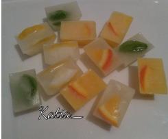Cubetti di ghiaccio aromatizzati - Contest insaporitori