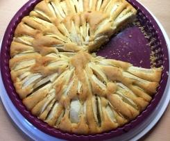 torta di mele senza glutine ne lattosio