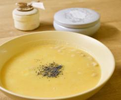 Zuppa di ceci e fagioli cannellini