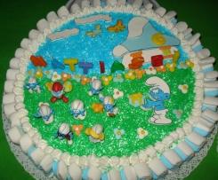 Torta puffosa
