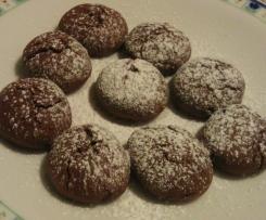 biscotti al cioccolato senza zucchero
