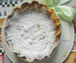Torta alsaziana di mele